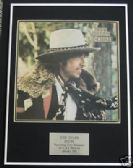BOB DYLAN  - Framed LP Cover - DESIRE